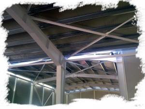 Termoprotectie cladiri si structuri metalice
