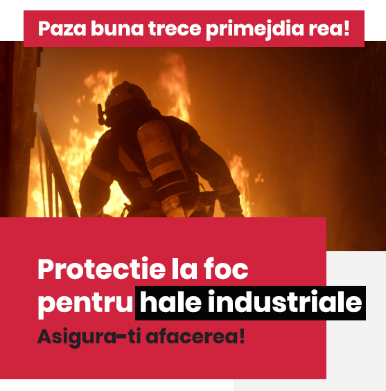 Firma termoprotectie hale metalice