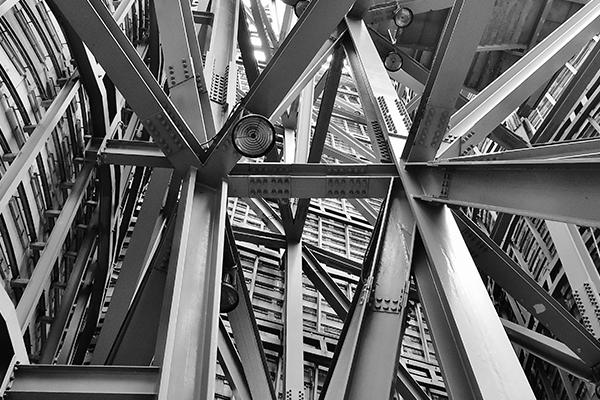 Termoprotectie structuri metalice